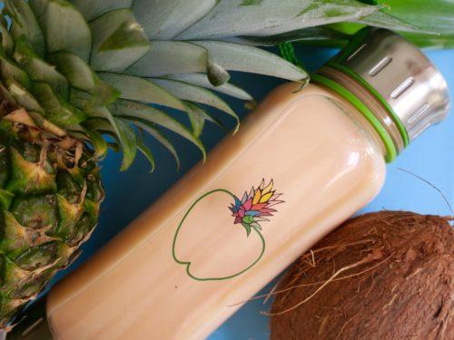 Ananászpor Homoktövissel